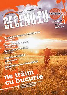 Revista Decenu.eu - Prima ediție