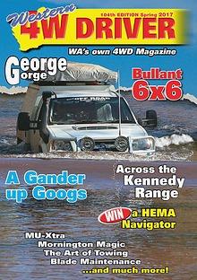 Western 4WDriver Magazine