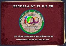Álbum 100 años escuela 17 DE 20