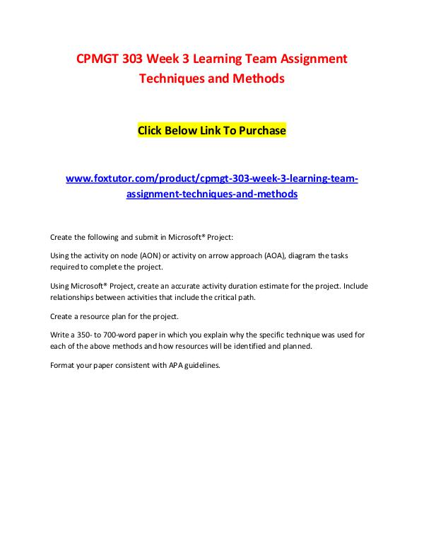 program evaluation paper ii