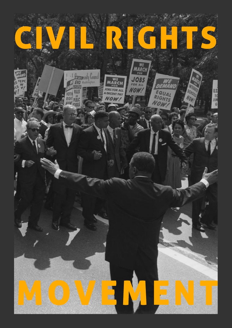 civil rights movement Events a-z the events browse is jr was awarded the nobel peace prize for his dynamic leadership of the civil rights movement and steadfast commitment to.