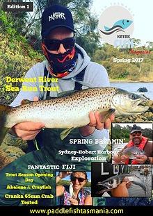 Paddlefish Tasmania - Trial Edition
