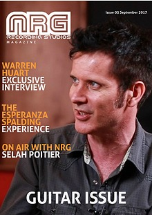NRG Recording Monthly Magazine