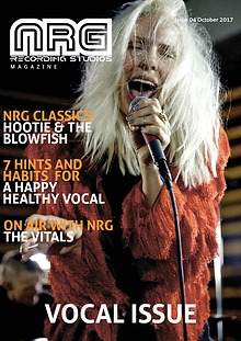 NRG Recording Monthly Magazine