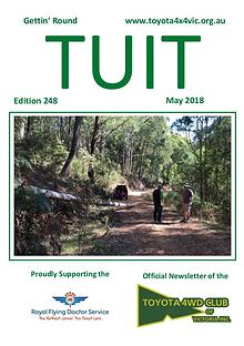 TUIT MAY 2018