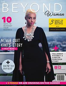 TheBeyondWoman Magazine July-December 2017: