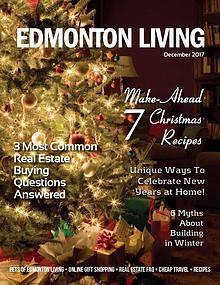 Edmonton Living Magazine