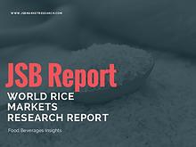 World Rice Markets Research Report 2017
