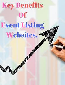 Benefits Of Event Registration System.