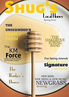 Shug's Local Honey