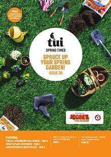 Tui Spring Times Magazine 2017