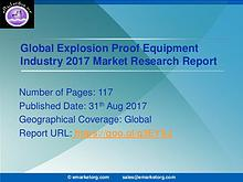 Explosion Proof Equipment Market Analysis in Global Industry Demands,