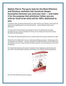 Nadine Peat : Never Lose Him PDF Free Download