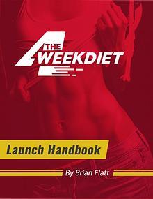 Brian Flatt :The 4 Week Diet System  PDF /eBook Free DOWNLOAD