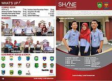 Shine Newsletter SMAN Sumatera Selatan