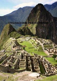 civilizacion precolombina