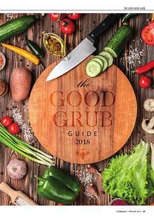 Good Grub Guide 2018