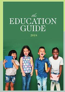 Education guide March 2018