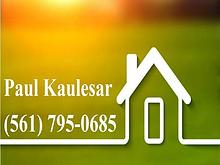 Paul Kaulesar || Real Estate Paul Kaulesar