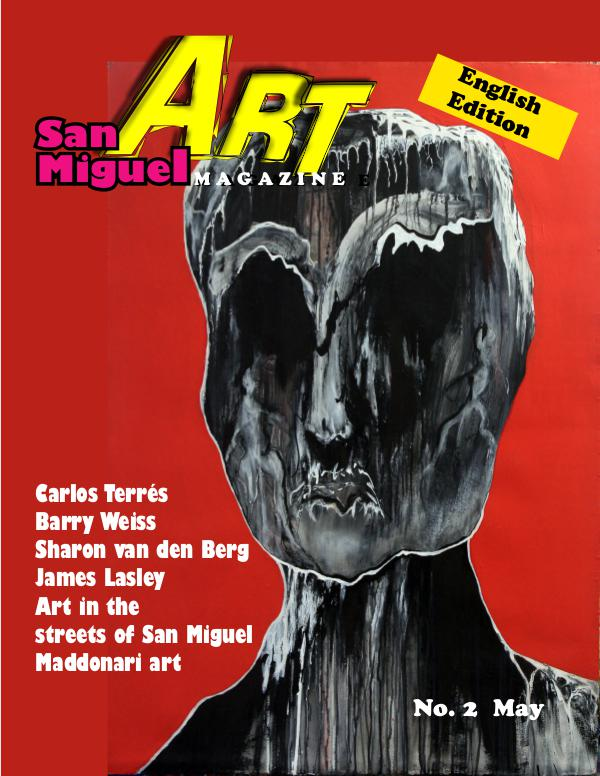 San Miguel Art magazine/ MAY EDITION