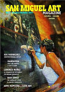 San Miguel Art magazine/April