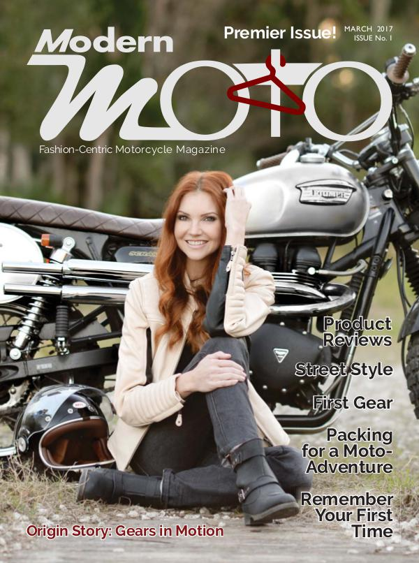 ISSUE No. 1 - March 2017