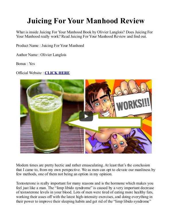 Best Slow Juicing Recipes : Slow Juicer Recipes Pdf Besto Blog