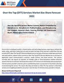 Market Analysis Research