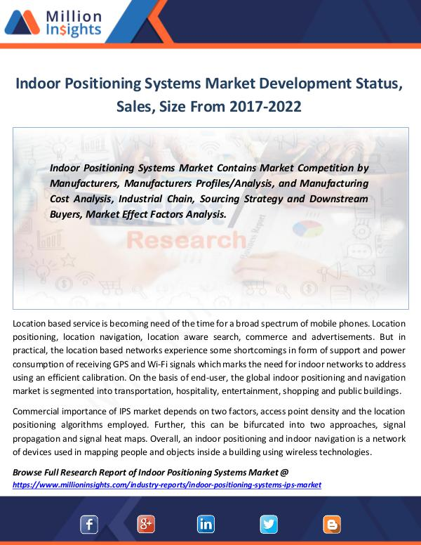 2018 growth report indoor location based service This report analyzes the global market for location-based services types of location based servicesii-21 location 2018 -- improved growth in.