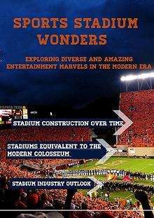 Sports Stadium Wonders
