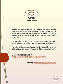 Catálogo Meraki