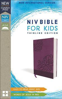 NIV Bible for Kids, Comfort Print