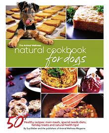 Natural Cookbook for Dogs