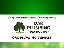 Oak Plumbing
