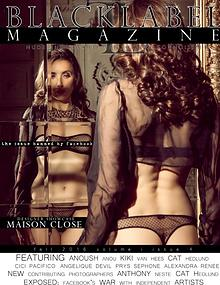 Black Label Magazine