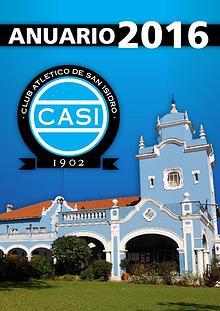 Anuario CASI 2016