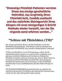 Schluss Mit Pilzinfekten PDF / Buch eBook Linda Allen Download