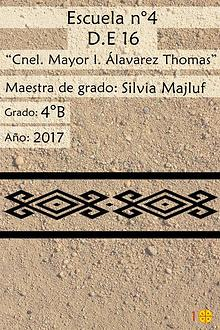 Trabajo 4ºB Mapuches Congresito
