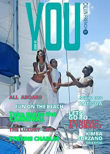 YOUMagazine by Calvin French - Issue 1