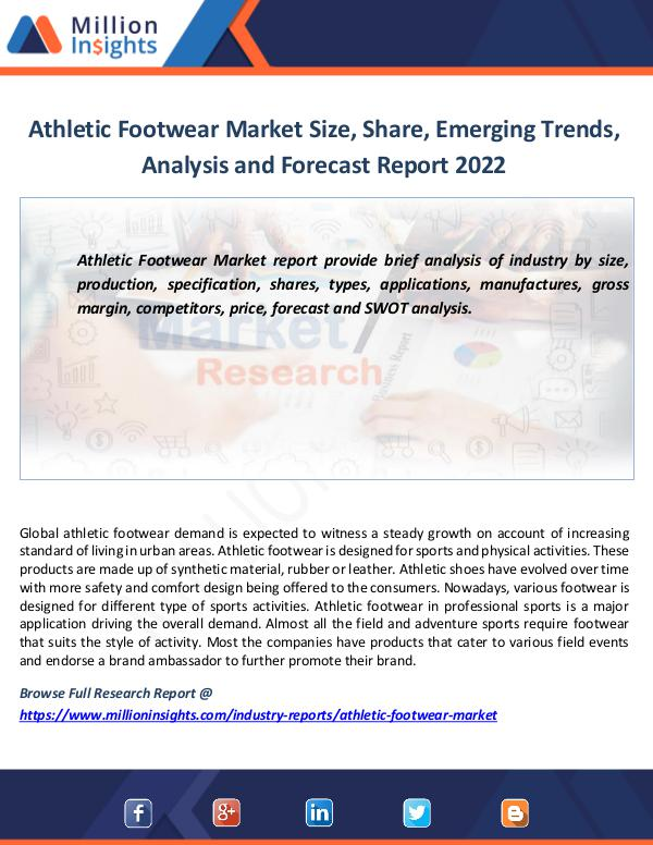 analyzing the athletic and footwear industries market stability