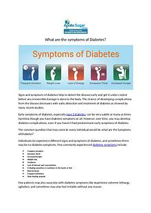 Diabetes Managemenet