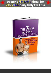 Lean Belly Breakthrough 2 Minute Ritual PDF Digital Product Free