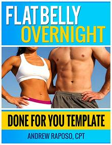 Flat Belly Overnight Detox Formula Diet PDF / eBook Free Download
