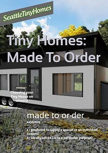 Made to Order: Seattle Tiny Homes THOWs