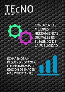 Tech magazine