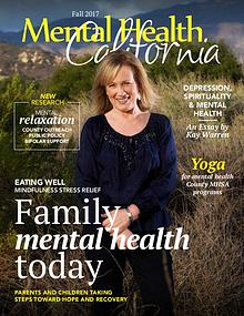 Fall 2017 Mental Health California Magazine