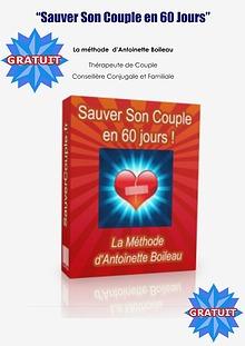 SAUVER SON COUPLE EN 60 JOURS PDF GRATUIT