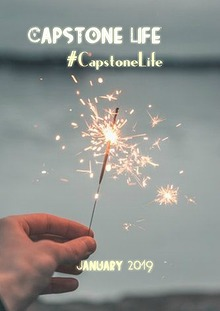 #CapstoneLife Newsletter