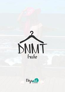 Diga aí - Catálogos - DNMT Brechó
