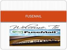 fusemail technical support phone number 1-888-573-7999